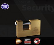 CL61-Armoured Spring Loaded Padlock