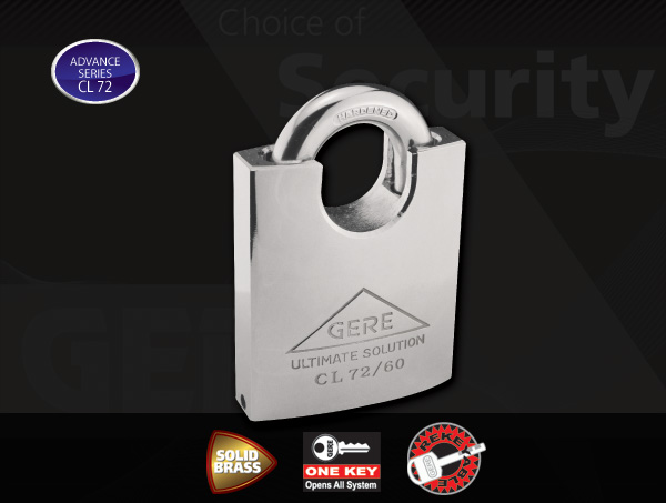 Cl72 Burglar Proof Padlock High Reserve Marketing Sdn