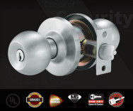G 9500 Stainless Steel Knob